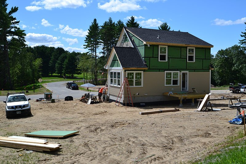 How to estimate new home construction costs 5 tips for House building material estimator